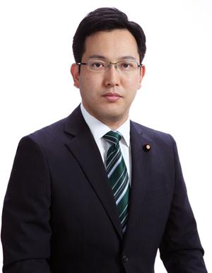 参議院議員 杉久武